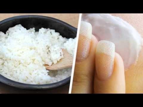"""Mascarilla """"japonesa"""" para rejuvenecer el rostro en meno de 21 dias - YouTube"""