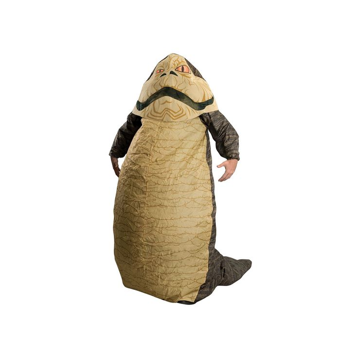 Star Wars Inflatable Jabba the Hutt Costume - Adult, Men's, Multicolor