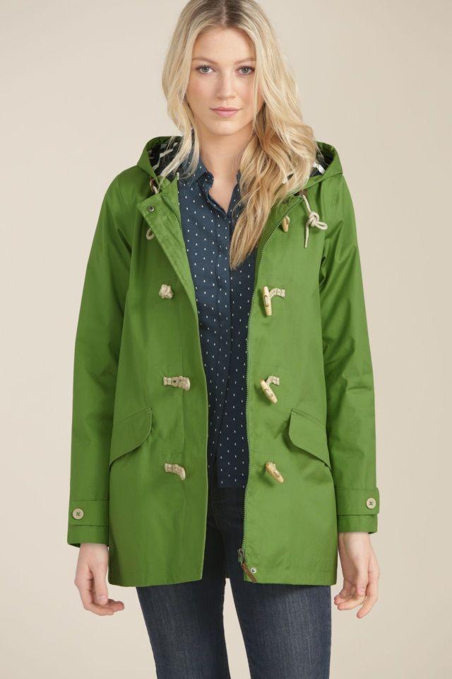 Long Seafolly Jacket | Long lightweight raincoat | Seasalt