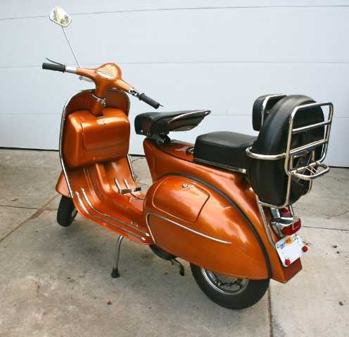 vespa 1963 vespa vbb 150 scooter pictures 50215. Black Bedroom Furniture Sets. Home Design Ideas
