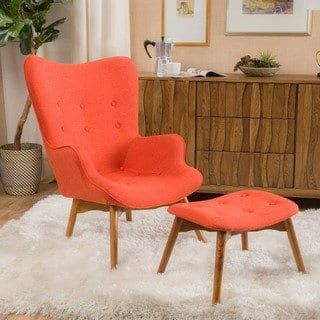 3d41d8aa7a2 Buy Mid-Century Modern Living Room Chairs Online at Overstock