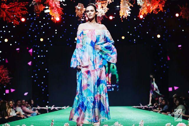"SENA DESIGN at Sofia Fashion Week 2017 presents Spring/Summer 2017 ""SO VAIN ... SO WHAT!"" Collection www.sena-design.com #Kaftan #beach #luxury #luxus #lujo #fashion #silk #seda #seide #SENADESIGN #SENA #DESIGN #beautiful #colorful #noble #modern #silk #caftans #Umstandsmode #Kreuzfahrt #cruise #crucero #wedding #beach #boda #HochzeitamStrand #travel #shopping #SpringSummer2017 #SofiaFashionWeek #SFW"