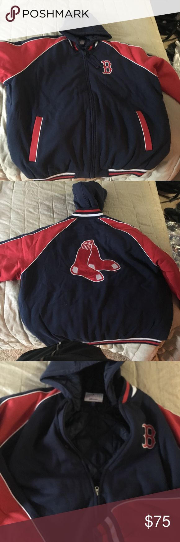 Red Sox jacket Authentic red sox jacket Jackets & Coats