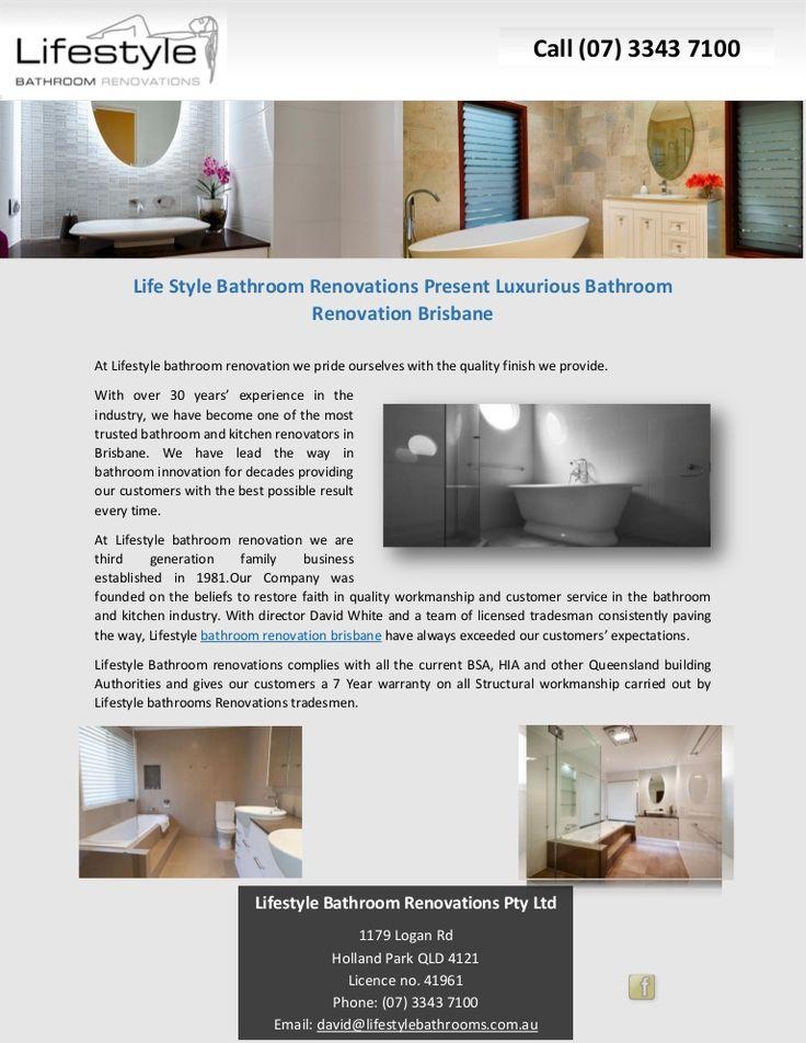 Bathroom Renovations Qld die besten 25+ bathroom renovations brisbane ideen nur auf