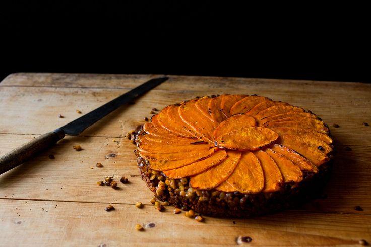 NYT Cooking: Festive Thanksgiving Torte