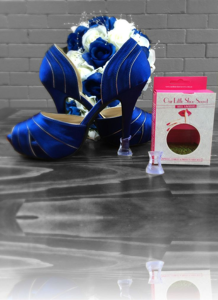 #wedding #highheels #heelsaviours #heelstoppers #heelprotectors Stop That Sinking Feeling with Heel Saviours™ improves stability while protecting you and your heels from damage.