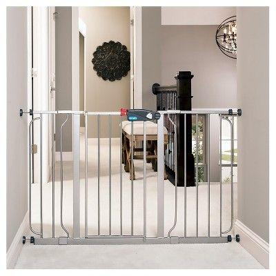 25 best ideas about wide baby gate on pinterest wide. Black Bedroom Furniture Sets. Home Design Ideas