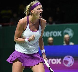 Blog Esportivo do Suíço:  Petra Kvitova vence duelo tcheco e se reabilita no WTA Finals