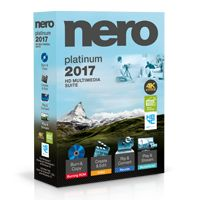 Looking for improved security for your discs and files, quicker video editing, and even greater ease of use? Let's go for it! Nero 2017 Platinum provides you with top level quality you've come to expect, all new comprehensive features, powerful technology and digital tutorials to help you in your digital projects.