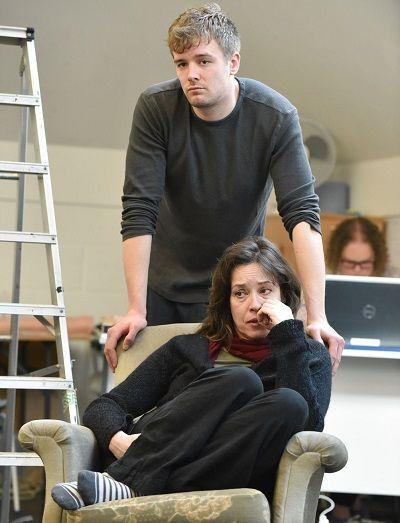 World premiere production of Rails from award-winning playwright Simon  Longman