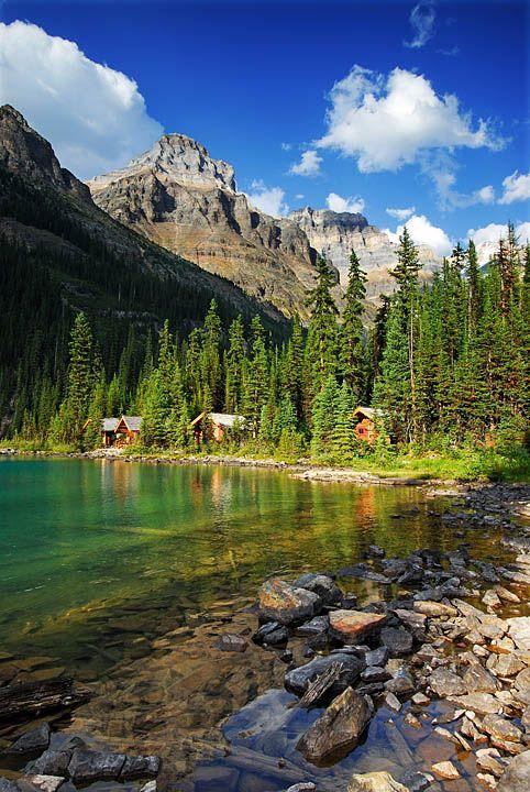 Lake O'Hara Lodge, Yoho National Park, British Columbia, Canada Copyright: Alvin Brown