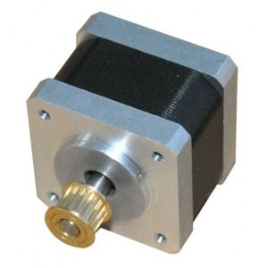 https://flic.kr/p/A7pnP9 | HB hybrid stepping motor (2 Phase 35HS) | Step angle Accuracy:±5% Inductance Accuracy:±20% Quick installation with tapTemoerature Rise:80(rated current) www.haisheng-motor.com