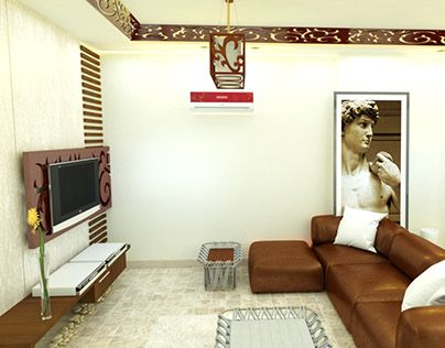 "Check out new work on my @Behance portfolio: ""Home interior design""…"