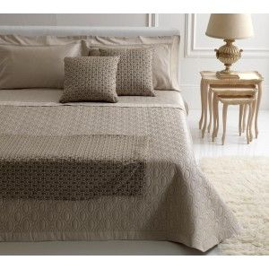 Coordinato letto in tessuto d'arredo e raso di puro cotone http://www.lineahouse.it/product.php?id_product=165