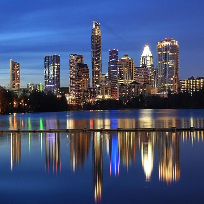 Beautiful Austin Texas - Top 5 Free Things to do in Austin