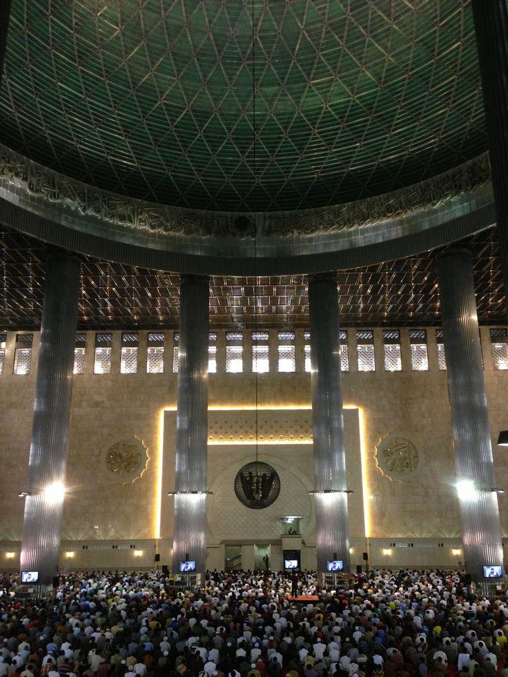 Masjid Istiqlal, Jakarta, Indonesia