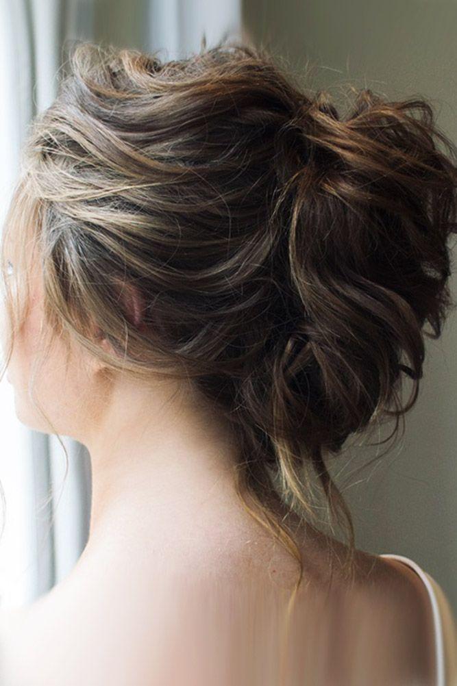 Brautfrisuren 30 Schicke Und Einfache Hochzeitsgaste Frisuren
