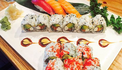 Japanese Restaurant | Sumo Sushi & Hibachi Restaurant | Chicago, IL |