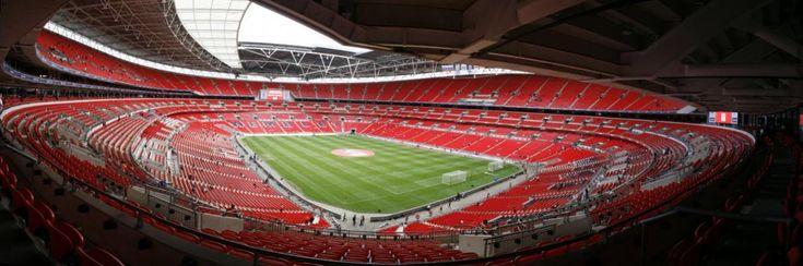 Wembley Stadium, London - Egyesült Királyság – Wikipédia