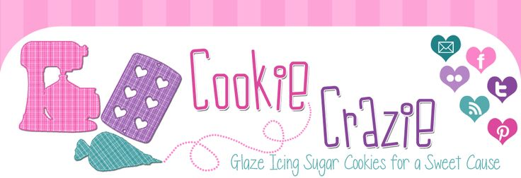 CookieCrazie - blog with lots of sugar cookie ideas and tutorials. Thanks for sharing.