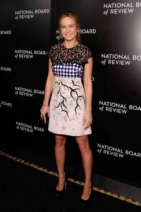 Brie Larson in Giambattista Valli