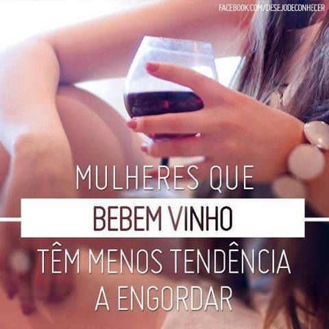 Amo vinho!