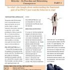 This is a second issue in a series of FBA Newsletters. This newsletter format will provide guidance to regular and special education teachers, admi...