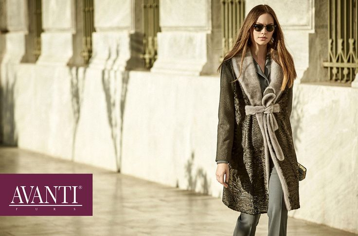 AVANTI FURS - MODEL:BUBBLE-BATH Z SWAKARA JACKET with Mink and Cashmere details   #avantifurs #fur #fashion #swakara #mink #luxury #musthave #мех #шуба #стиль #норка #зима #красота #мода #topfurexperts