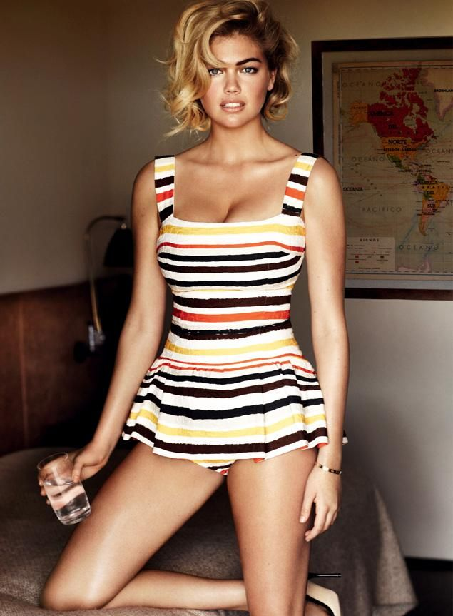 Kate Upton June 2013 Vogue.