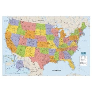 40 best maps images on Pinterest Maps United states map and Cards