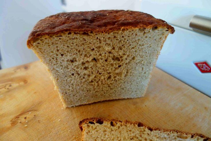Toastbrot aus Kamutmehl – dulcipessa