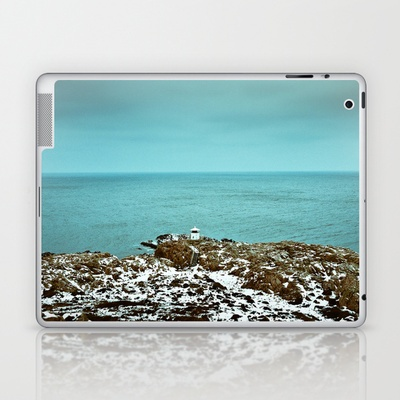 LIGHTHOUSE Laptop & iPad Skin by lilla värsting - $25.00