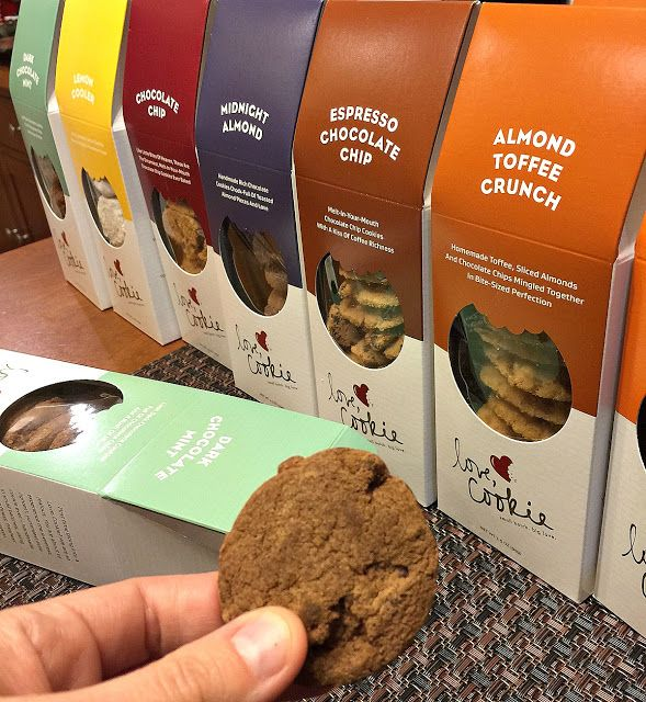 Love, Cookie taste like homemade cookies in delicious varieties @lovecommacookie
