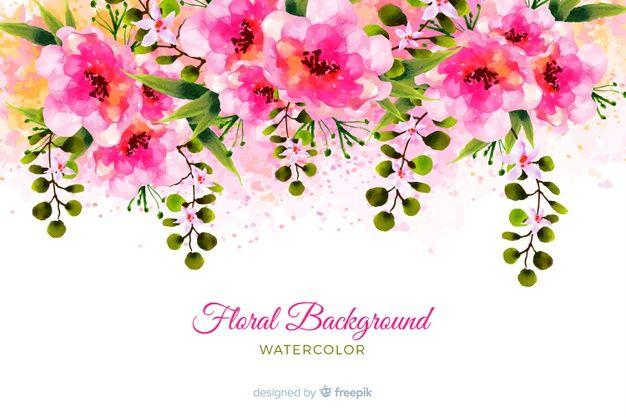 Download Floral Background For Free Floral Background Rose Flower Wallpaper Floral Border