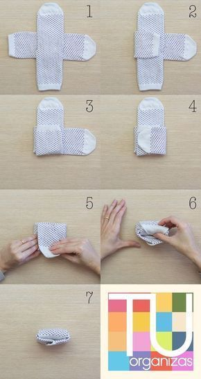 Socks like folding, hanging and storing İdeas – #folding #hanging #Ideas #socks…