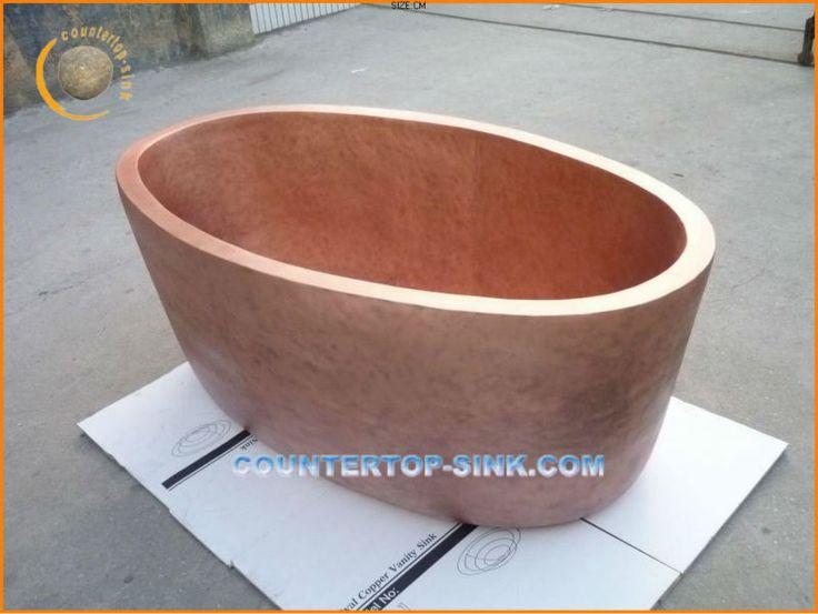 молотком ванная автономных медная ванна-ванна-ID продукта:1294642507-russian.alibaba.com