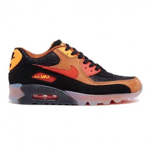 Nike Air Max 90 Ice Halloween Qs 717942-006 Sneakers — Sneakers at  CrookedTongues.