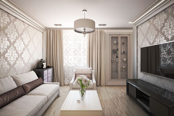 Master Living Room (ivory pattern)