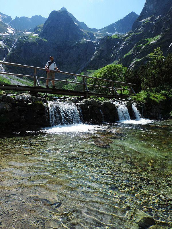 Green Lake Trail, High Tatras, Slovakia