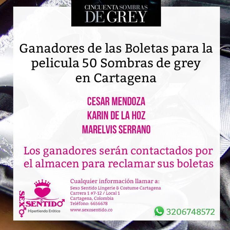 En Cartagena ya se escogieron a los ganadores de las boletas!, no te quedes sin la tuya, en #Medellín #Cali y #Pereira aun tienes posibilidad de ganar!