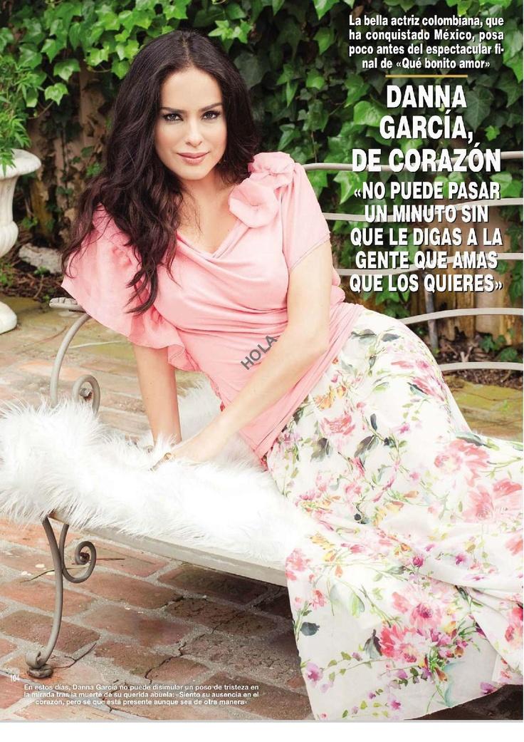 Danna Garcia - Hola Magazin