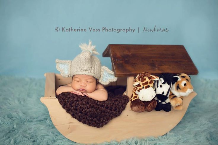 Could be used for main focal point and then a perfect photo prop for baby Noah
