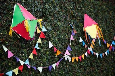 Ideias para decoração de festa junina