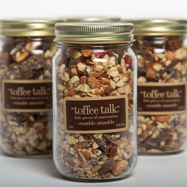 Crumble Mumble is made for toffee lovers. Bite sized and yummy!#americanmadeebaysweeps
