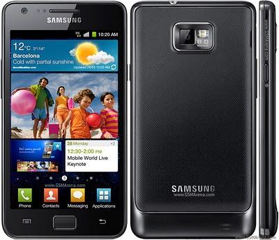 Samsung Galaxy S2 vs Samsung Galaxy R, Comparamos el nuevo Galaxy R con el Galaxy S2