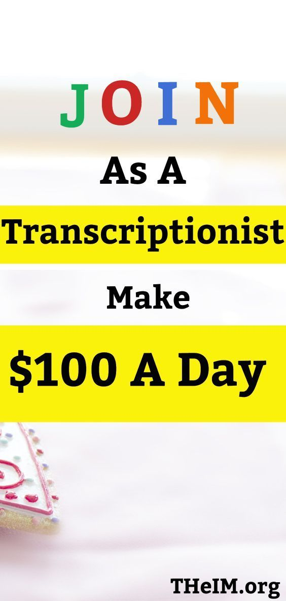 Top 10 Transcription Jobs: Work From Home And Earn $15-$20 Per Hour!