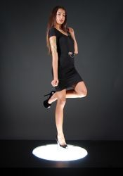 Special balck dress for a special night!