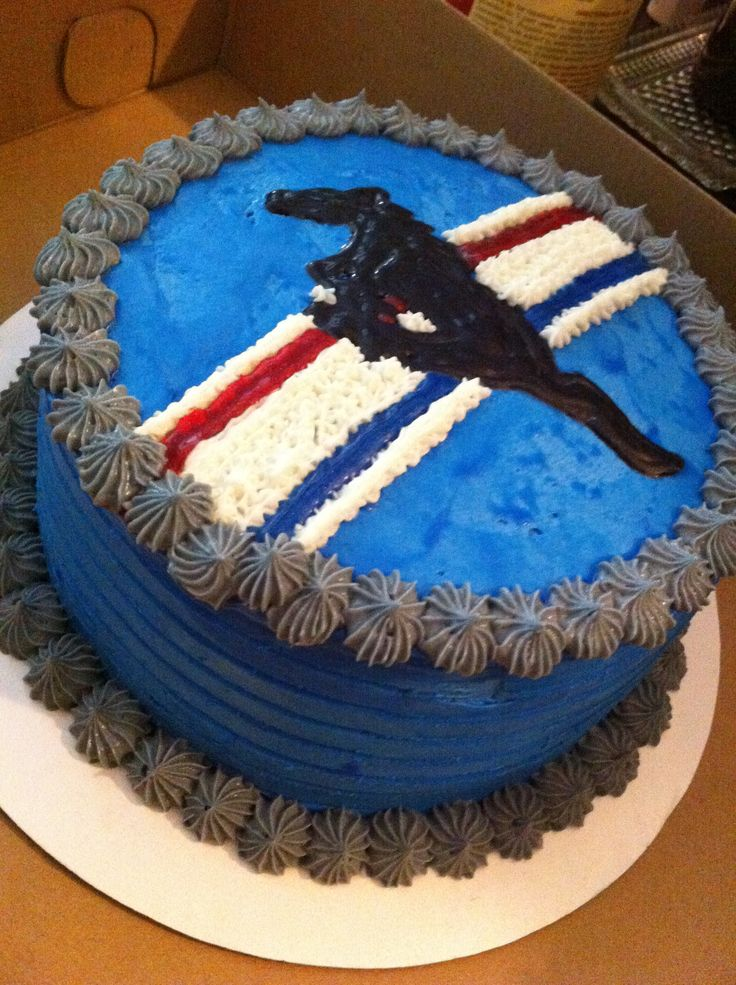 Mustang cake https://www.facebook.com/SinfullySouthernSweets