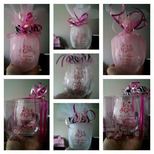 Ordered My Stemless Wine Glasses From Nicepricefavors Com