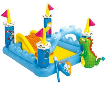 Enter to Win a Intex Fantasy Castle Inflatable Play Center - Ends October 7th at Midnight